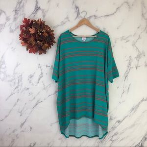 Lularoe Irma Tunic Top.